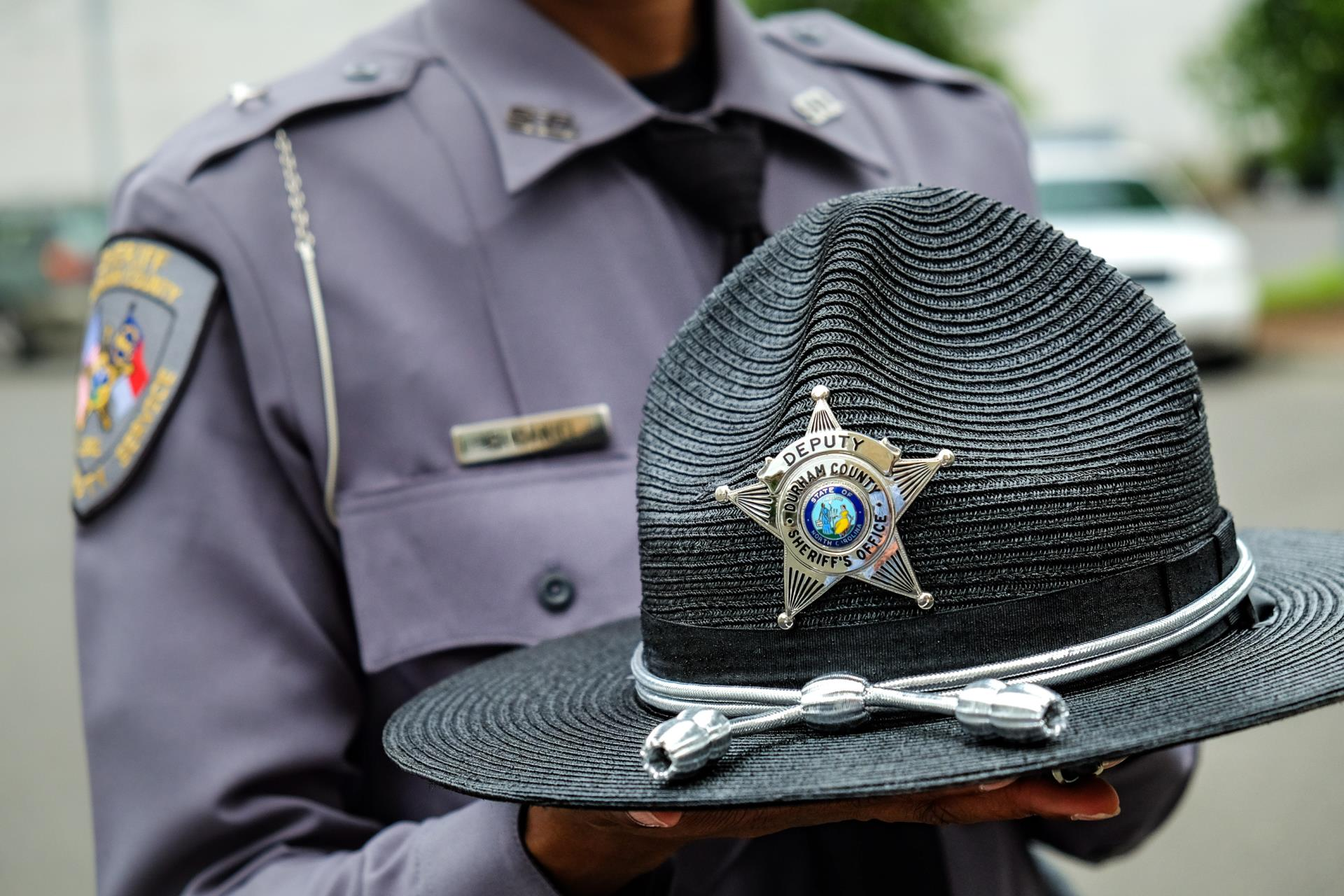 DCSO Gray Duty Hat