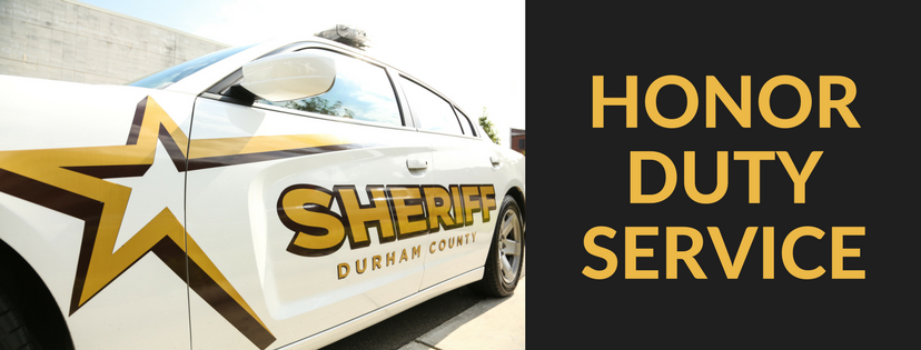 Warrant Control Durham County Sheriff